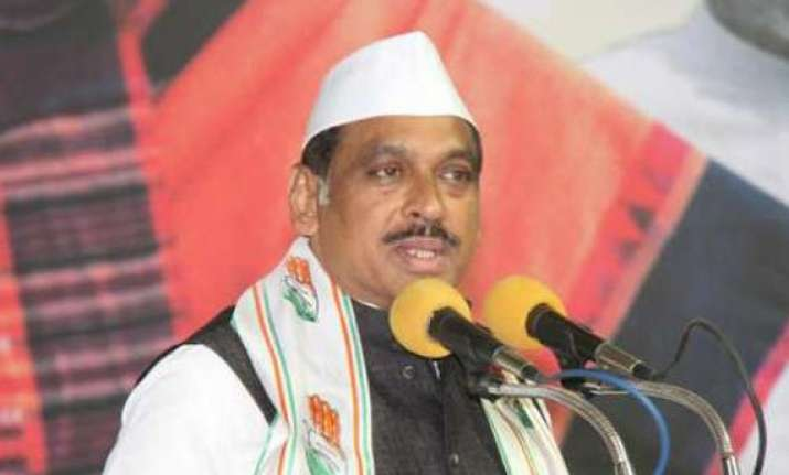 maharashtra congress chief manikrao thakre resigns