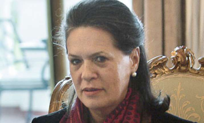 sonia moots healthcare plan for urban poor