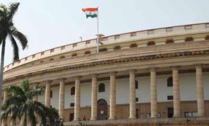two anglo indians nominated members of lok sabha