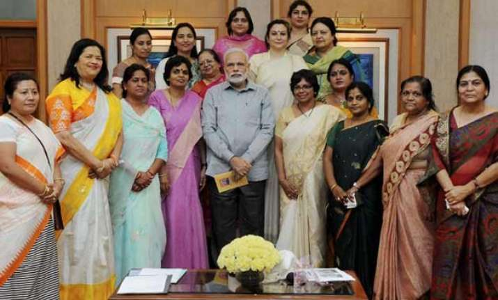 exclusive a year after his swearing in delhi women continue
