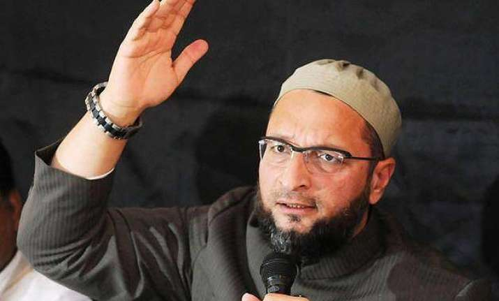 no subject can be imposed on madrasas asaduddin owaisi