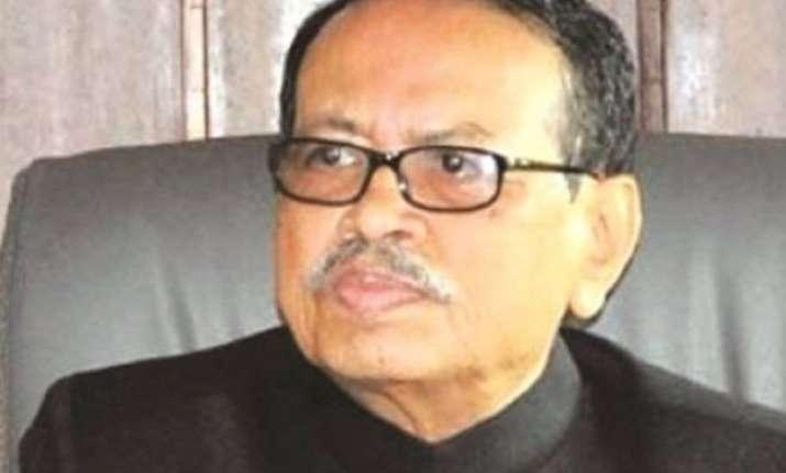 arunachal pradesh governor effects administrative reshuffle