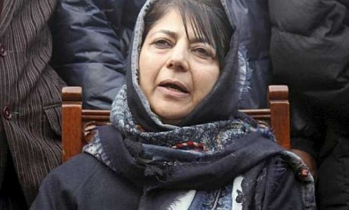 pdp seeks assurance from bjp on article 370 afspa