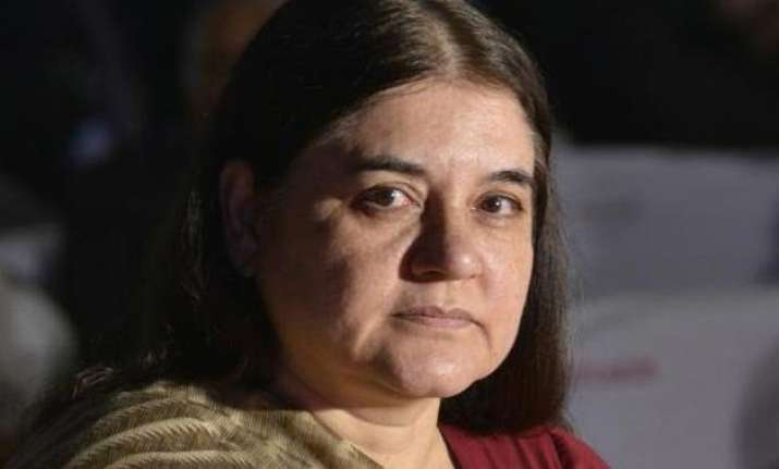lobbying helping animal welfare sector maneka gandhi