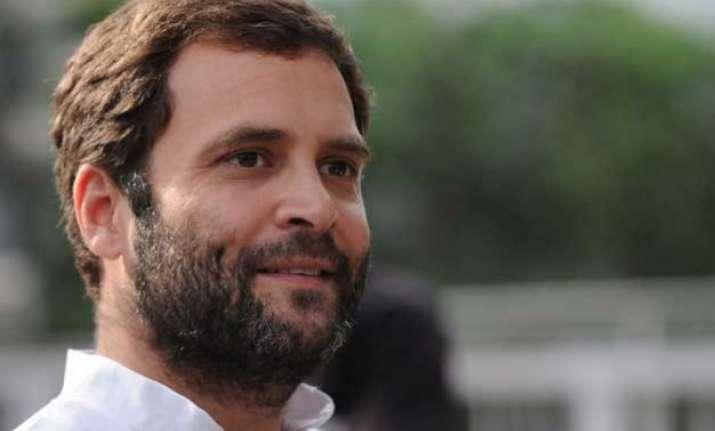 expect rahul to become congress president this year jairam
