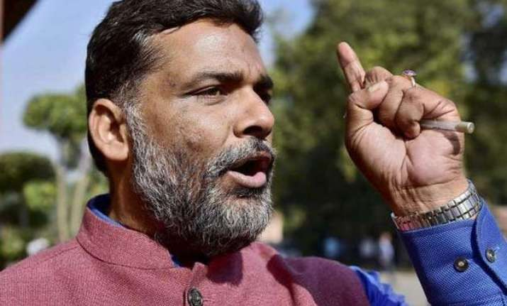 bihar polls expelled rjd mp pappu yadav to join nda