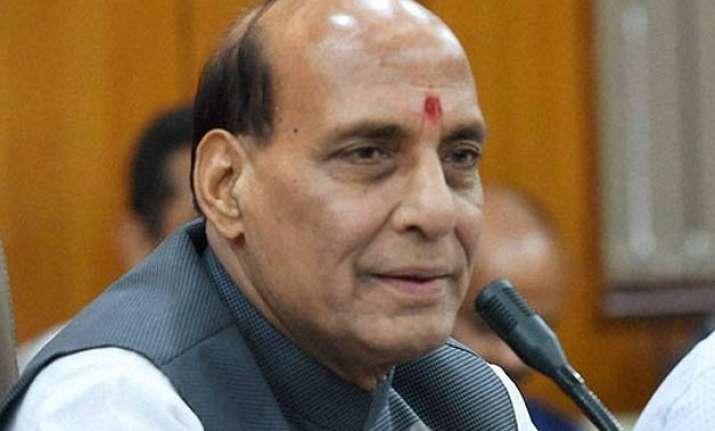 cancellation of talks by pak is unfortunate rajnath singh