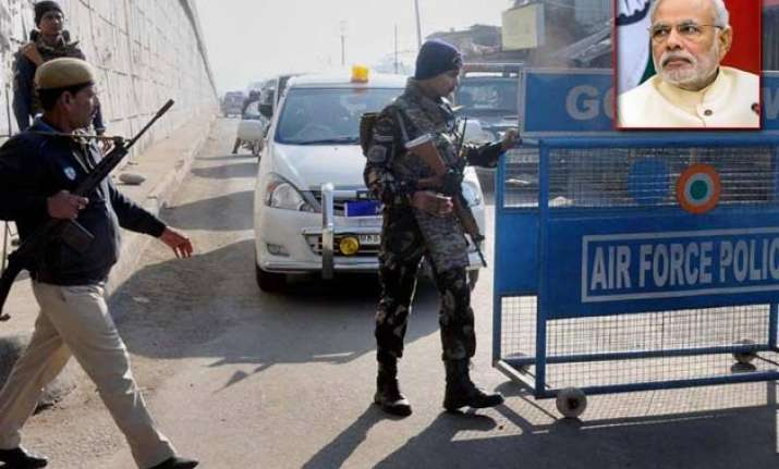pm modi may visit pathankot today nsa lauds punjab police
