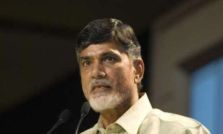 tdp will fight for telugus in different roles chandrababu