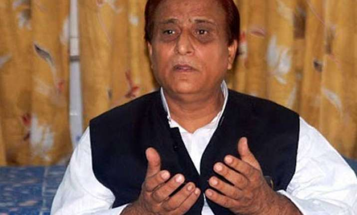 bjp giving step motherly treatment to up azam khan
