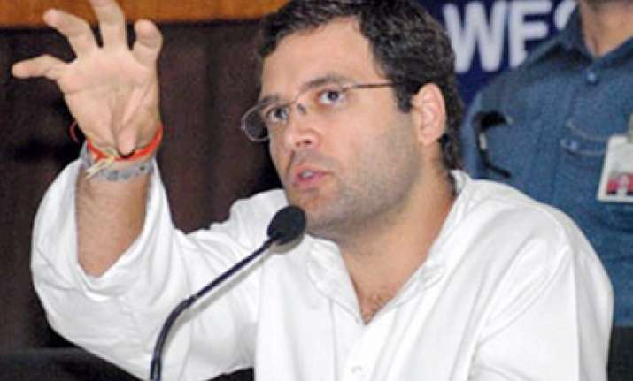 rahul promises to stop use of high connections at ticket
