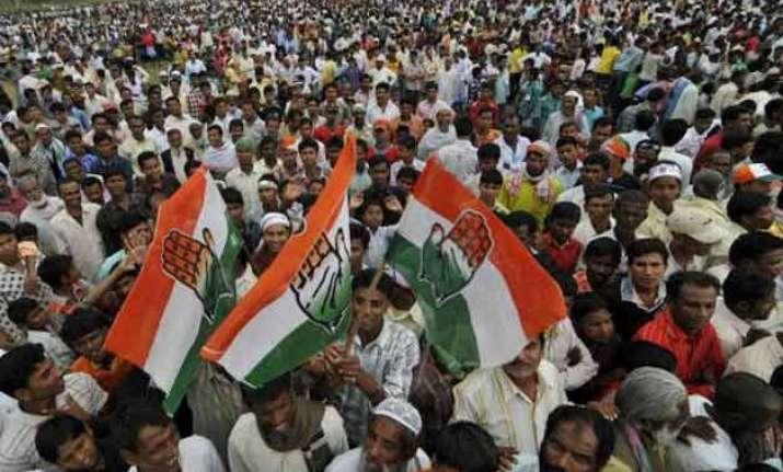 congress wins bhagwanpur bypoll secures majority mark on