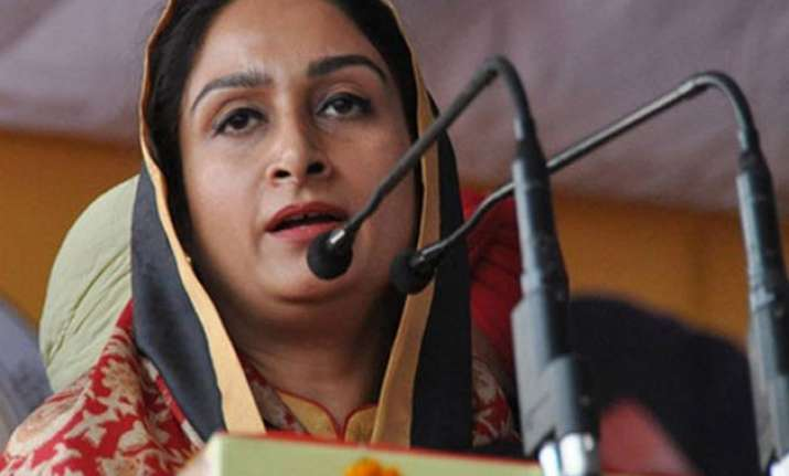 food regulator needs to streamline provisions harsimrat