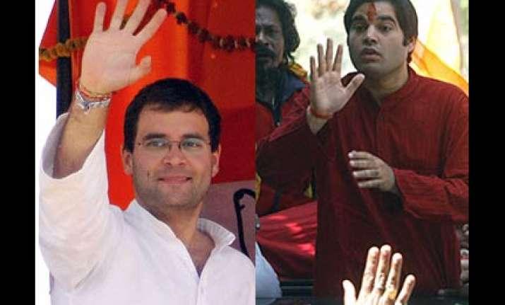 i am not imitating rahul varun gandhi