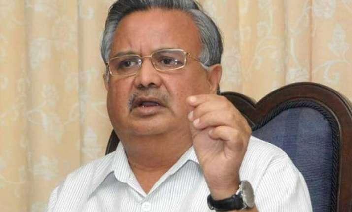 narendra modi rule is result oriented chhattisgarh cm raman
