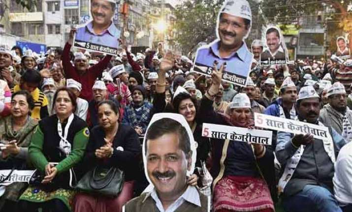 global supporters of aap seek unity within party launch