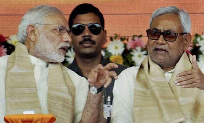 nitish kumar to launch shabdwapsi campaign against pm modi