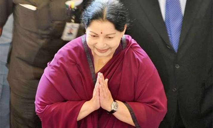 jayalalithaa to be sworn in as tamil nadu cm on may 23