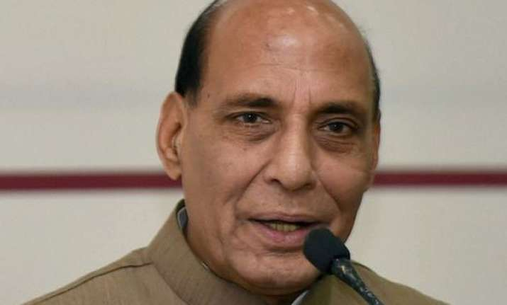 rajnath terms budget as progressive forward looking one