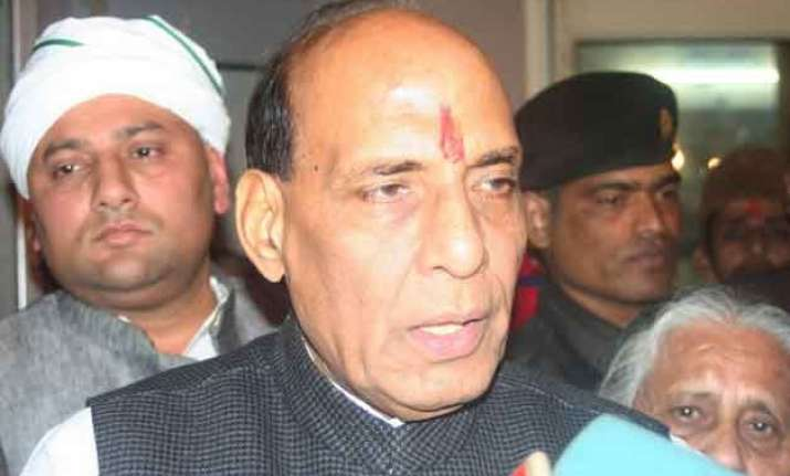guilty in espionage case would not be spared rajnath singh