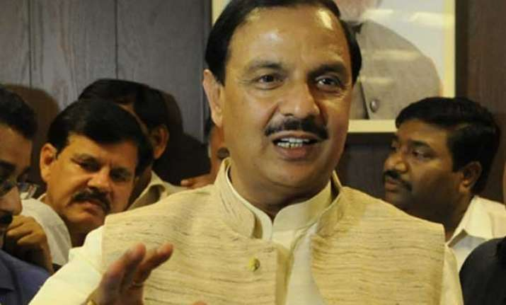 culture minister mahesh sharma suspects motives of writers