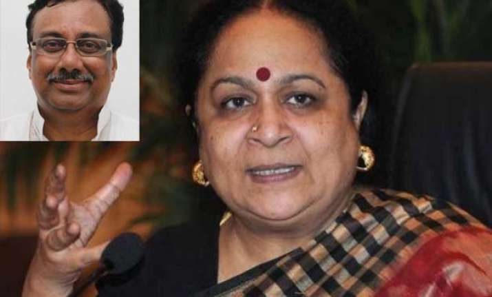 tn congress chief thanks jayanthi natarajan for quitting
