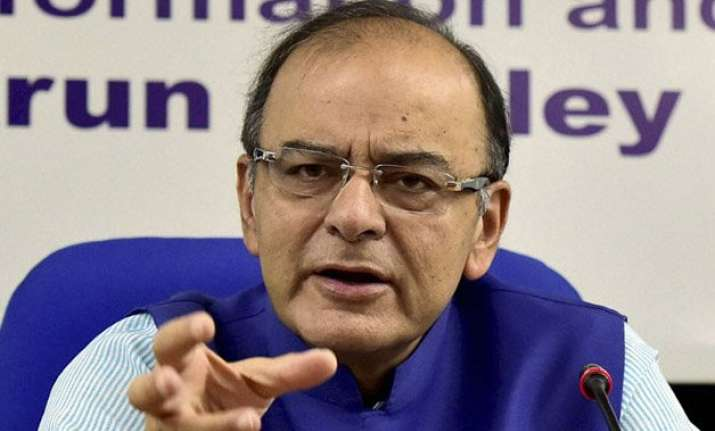 arun jaitley shrugs off congress threat to disrupt