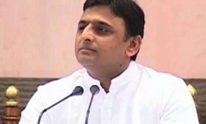 sp govt completes 3 yrs in office tomorrow