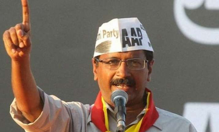 aap mla criticises kejriwal over internal party democracy