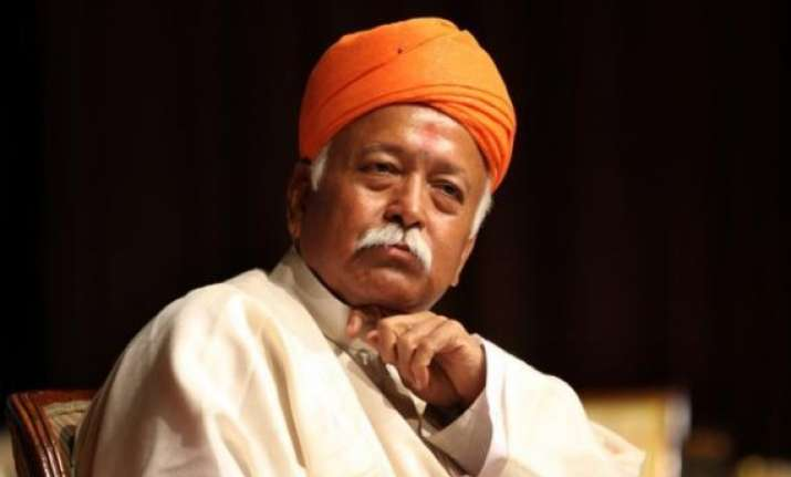 hindutva is country s national identity rss chief
