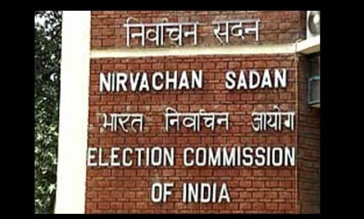 ec asks congress to give details of rs 12.5 lakh carried by
