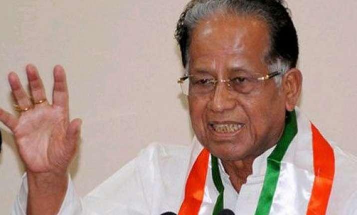 gogoi urges paresh baruah to join politics