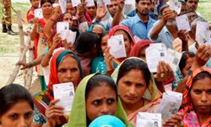 haryana polls haryana creates history clocks highest ever