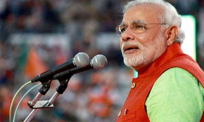 reform to transform pm modi underlines govt s goal for india