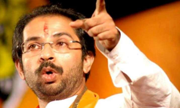 honour pakistani terrorists as peace doves shiv sena tells
