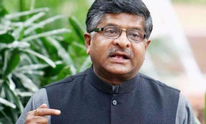 upa responsible for poor financial condition of bsnl ravi