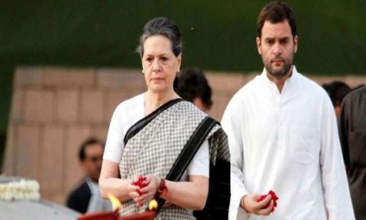 sonia gandhi rahul gandhi condole deaths in mp bus accident