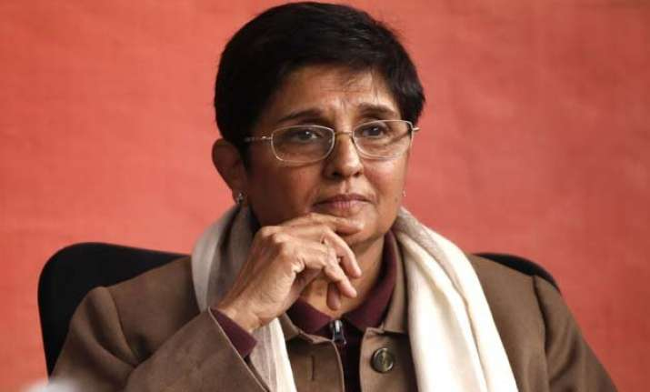 will not contest elections again kiran bedi