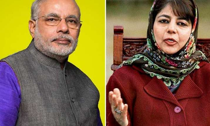 bjp pdp coalition in kashmir a politically risky game for