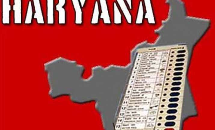 haryana all set for wednesday s assembly polls