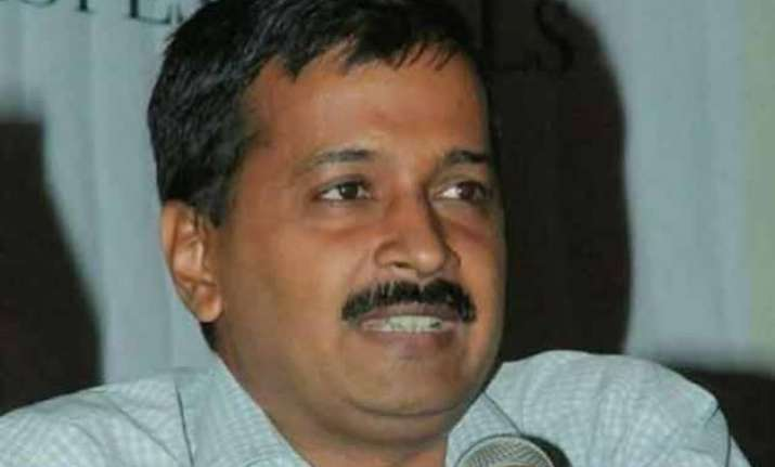 why kejriwal broke down