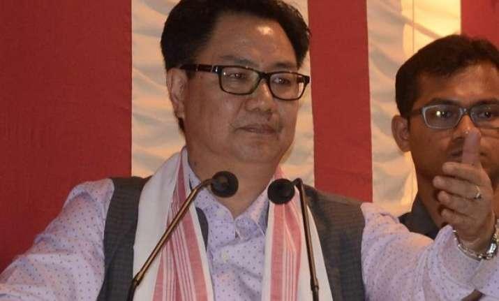 i eat beef can somebody stop me asks kiren rijiju