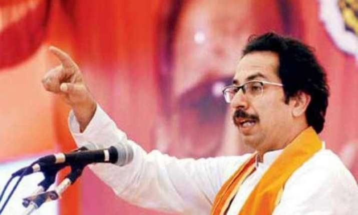 uddhav thackeray attacks bjp threatens to walk out of govt