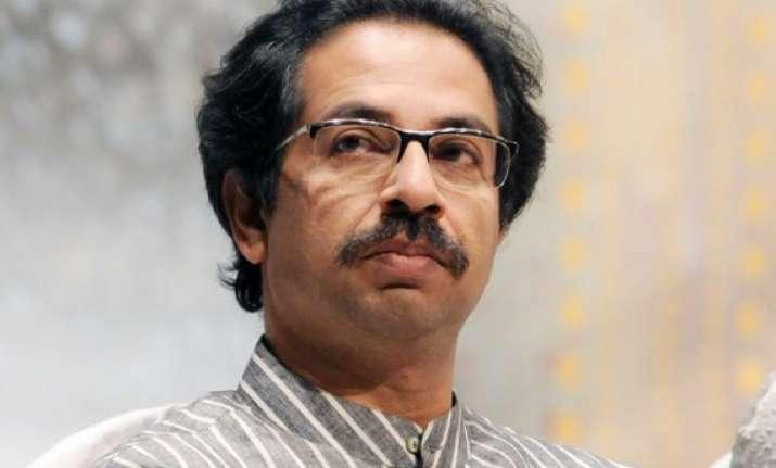 maharashtra polls uddhav thackeray holds meeting with newly