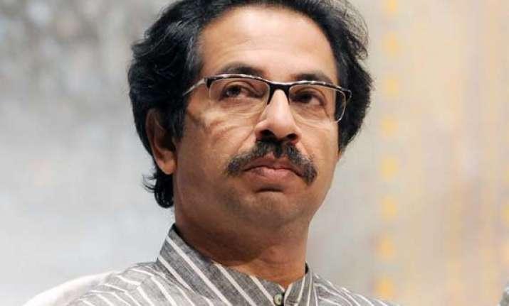 shiv sena to boycott fadnavis oath ceremony
