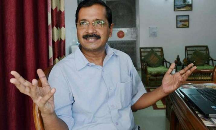 after kejriwal s appeal aap collects rs. 10 lakhs in a day