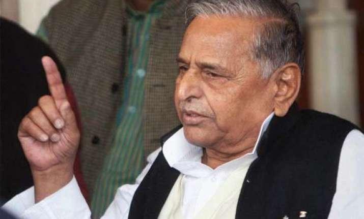 mulayam exhorts to maintain harmony in wake of border