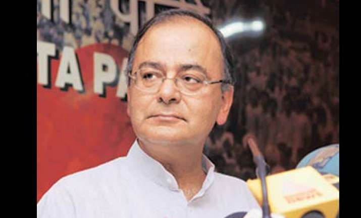 central funds are not cong s property jaitley