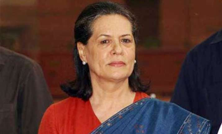 one third of aicc pcc members should be women sonia