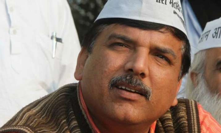 aap crisis the fight is all about dominance says sanjay